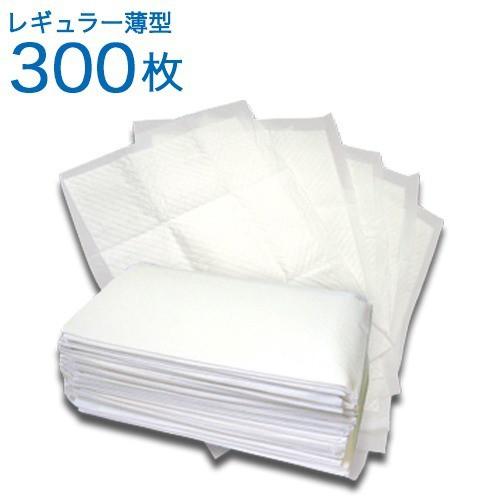 ペットシーツ レギュラー 薄型(300枚入)(発送可能時期:3-7日(通常))[ペットシーツ・犬のトイレ用品]