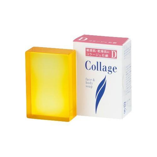 コラージュD乾性肌用石鹸(100g)[洗顔石鹸]