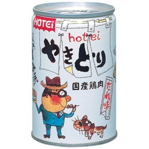 ホテイフーズ やきとり たれ味(260g)[食肉加工缶...