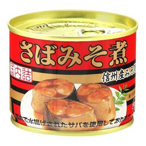 キョクヨー さば味噌煮(190g)(発送可能時期:1週間...