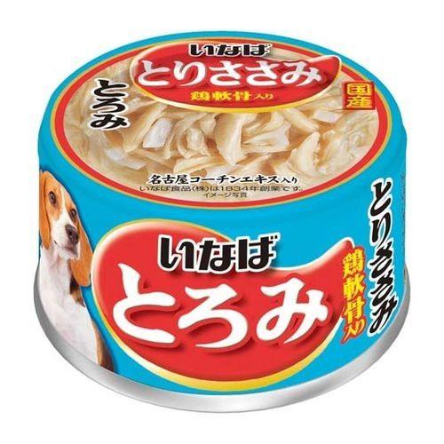 いなば とろみ とりささみ 鶏軟骨入り(80g)(発送...