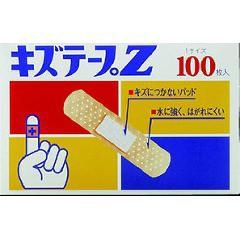 キズテープZ(100枚入)[絆創膏 その他]