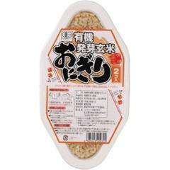 コジマフーズ 有機発芽玄米おにぎり(90g*2コ入)[...
