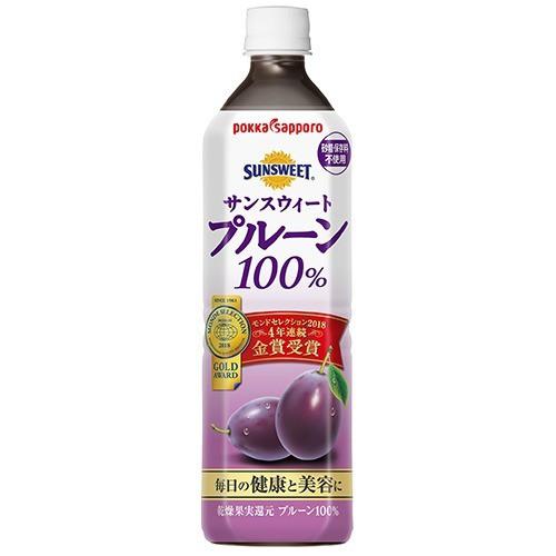 サンスウィート プルーン100%(900ml)[フルーツジュース]