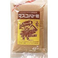 マスコバド糖(500g)[黒糖(砂糖・甘味料)]
