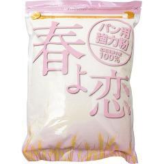 春よ恋 100%(パン用強力粉)(1kg)[小麦粉]