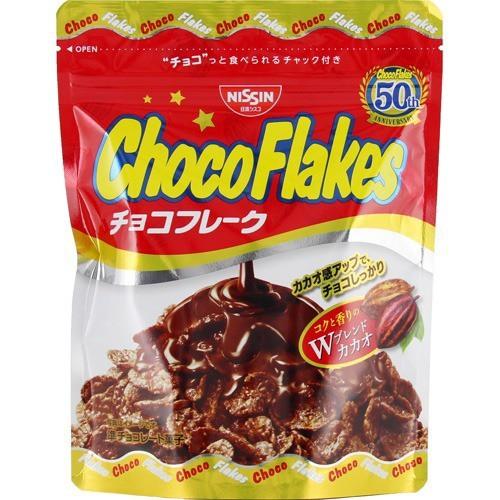 日清シスコ チョコフレーク(80g)[スナック菓子]