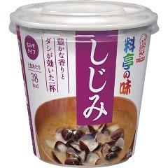 カップ 料亭の味 しじみ(1個入)[インスタント味噌...