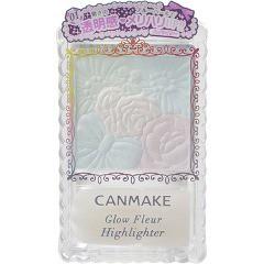 キャンメイク(CANMAKE) グロウフルールハイライター 01 プラネットライト(1コ入)[フェイスパウダー]
