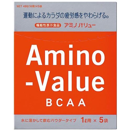 アミノバリュー パウダー8000(48g*5袋)[機能性表示食品]
