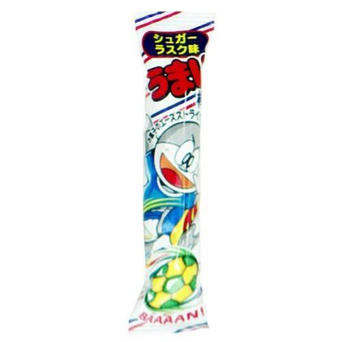 うまい棒 シュガーラスク味(1本入)[スナック菓子]...