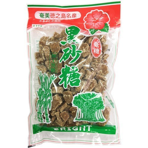 BR奄美徳之島名産 黒砂糖(400g)[黒糖(砂糖・甘味料)]