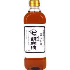 九鬼 ヤマシチ 純正胡麻油(600g)[胡麻油]