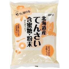 ムソー 北海道産てんさい含蜜糖・粉末(500g)[砂糖(砂糖・甘味料)]