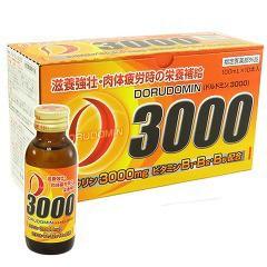 ドルドミン 3000(100ml*10本入)[滋養強壮・栄養補...
