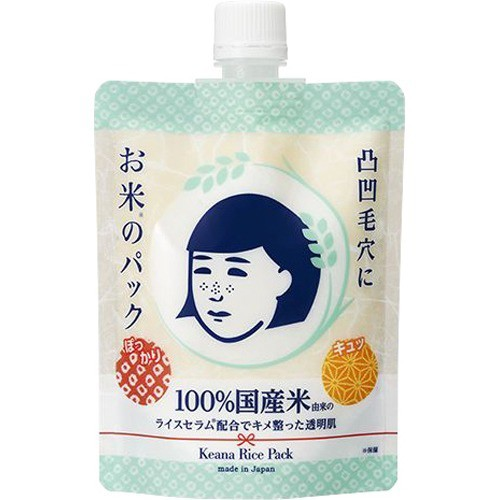 毛穴撫子 お米のパック(170g)[シートマスク]