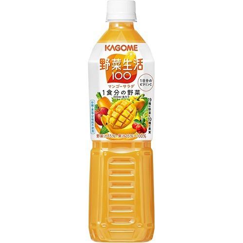 カゴメ 野菜生活100 マンゴーサラダ スマートPET(...