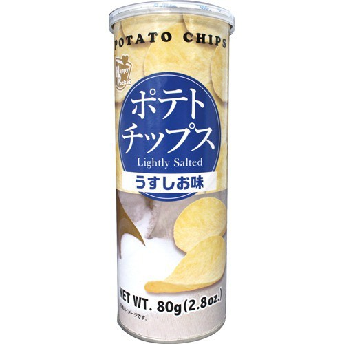 ポテトチップス うすしお味(80g)[スナック菓子]