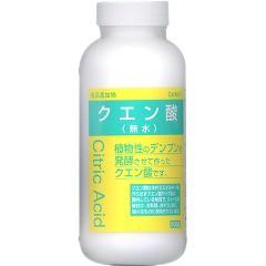 大洋製薬 食品添加物 クエン酸 無水(500g)[住居用...