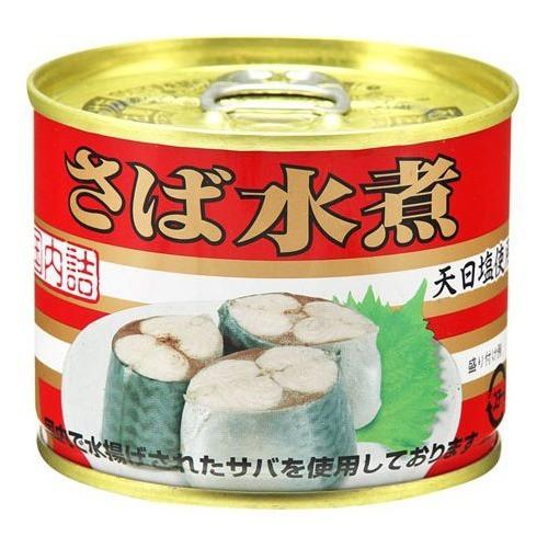 キョクヨー さば水煮(190g)(発送可能時期:1週間-1...