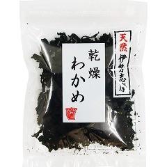 宝海草 天然伊勢志摩産・乾燥わかめ 22194(10g)[...