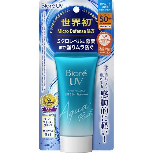 ビオレ UV アクアリッチ ウォータリーエッセンス(50g)[日焼け・タンニング]