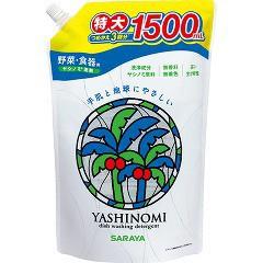 ヤシノミ洗剤 野菜・食器用 特大 つめかえ(1.5L)[...