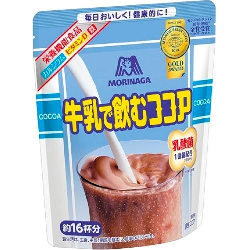 森永 牛乳で飲むココア(200g)[ココア]