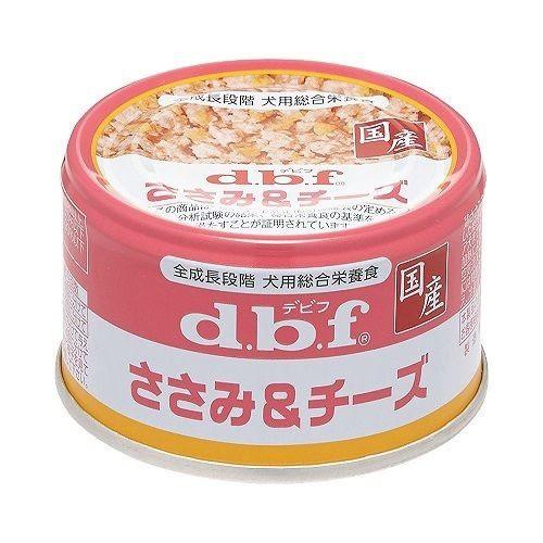 デビフ ささみ&チーズ(85g)(発送可能時期:通常1...