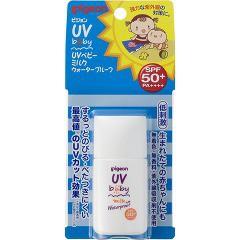 ピジョン UVベビーミルク ウォータープルーフ SPF50+(20g)(発送可能時期:通常1-3日で発送予定)[ベビー日焼け止め]