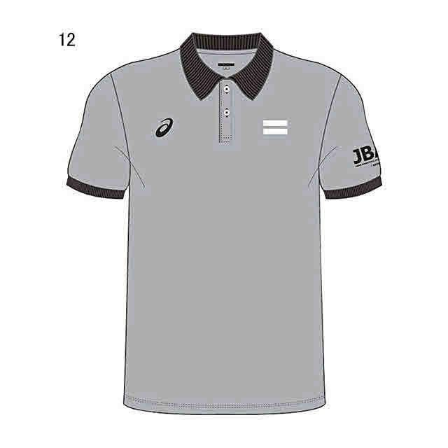 アシックス レフリーシャツ(襟付き) XB8002
