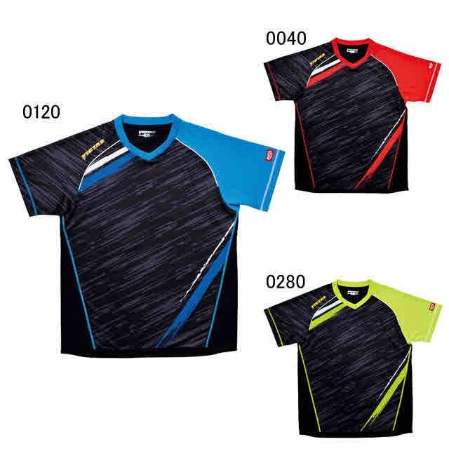 ヤマト卓球 VICTAS V-SW036 ゲームシャツ 031459