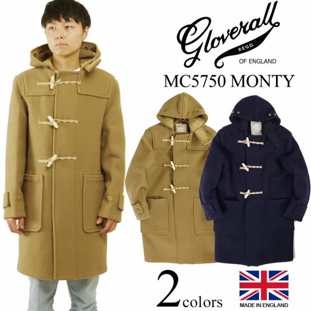 グローバーオール GLOVERALL MC5750-52 ダッフル...