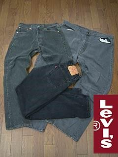 【中古】リーバイス LEVI'S USED 501 ブラック No...