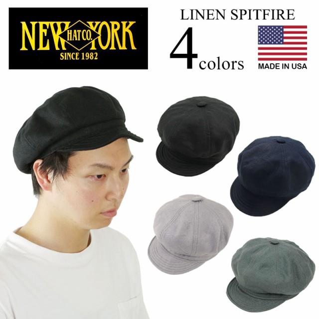 ニューヨークハット NEWYORK HAT キャスケット リ...