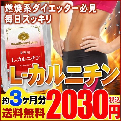 【業務用 L-カルニチン 270粒】[メール便対応...