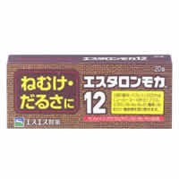 【エスタロンモカ12 20錠「第3類医薬品」】