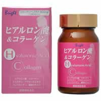 【ヒアルロン酸&コラーゲン 180粒】※税抜5000円...
