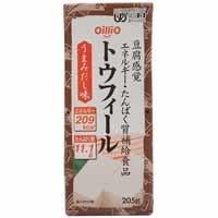 【日清 トウフィール うまみだし味 205g (区分3/...