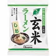【オーサワのベジ玄米ラーメン(しお) 112g】※税...