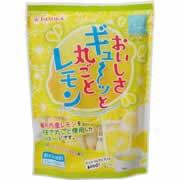 【今岡 おいしさギューッと丸ごとレモン 15g*10本...