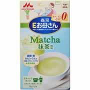 【Eお母さん 抹茶風味 18g*12本入】[代引選択不可...