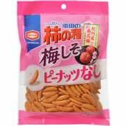 【「ケース販売」亀田の柿の種 梅しそ ピーナッツ...