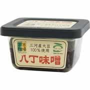 【まるや 三河産大豆100%使用 八丁味噌 300g】※...