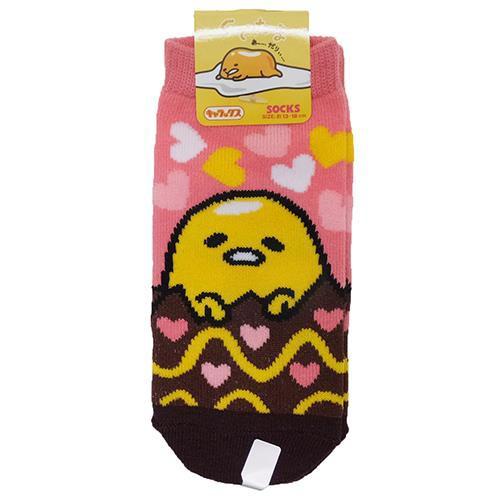 ぐでたま 子供 用 靴下 キッズ ソックス チョコグ...