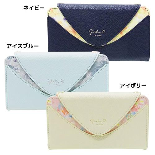 iDRESS girlsi iPhone7ケース 手帳三つ折り型アイ...