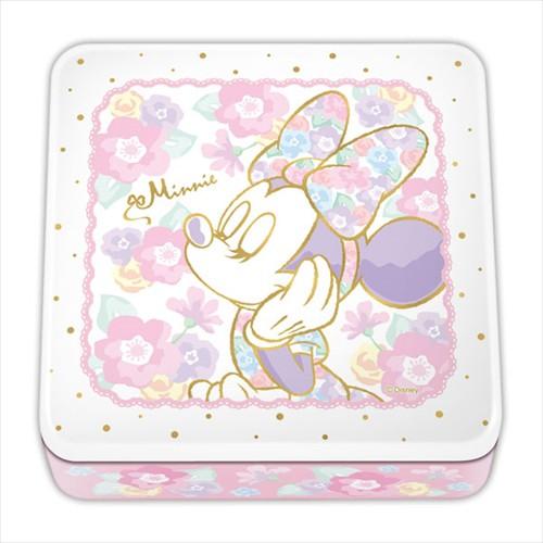 ミニーマウス ホワイトデー お菓子 ギフト缶inチ...