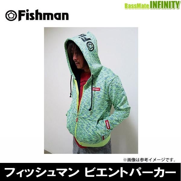 ●Fishman フィッシュマン ビエントパーカー