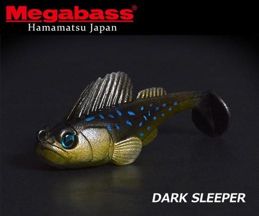 ●メガバス DARK SLEEPER ダークスリーパー 3/8o...