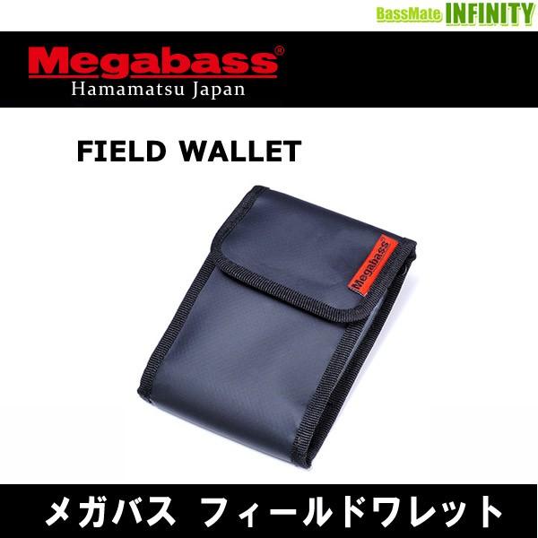 ●メガバス フィールドワレット(ウォレット) 【...
